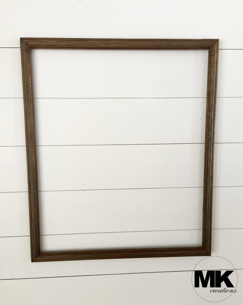 Frame all Stained