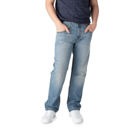 Back to School Clothes - Levi Light Wash Jean