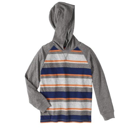 Back to School Clothes - Striped Hoodie