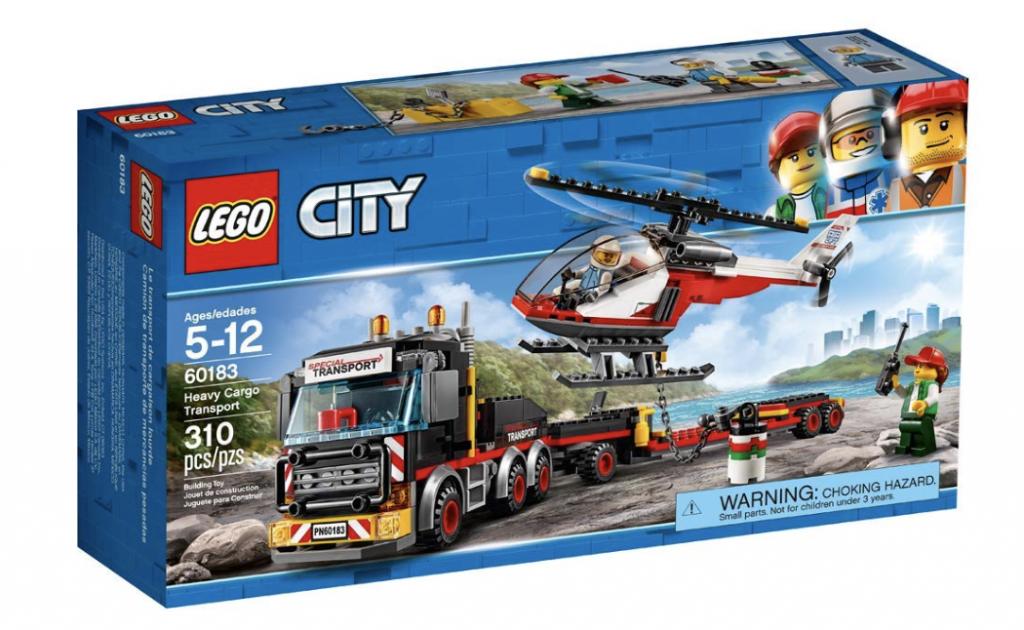 Toys - Lego Helicopter Set