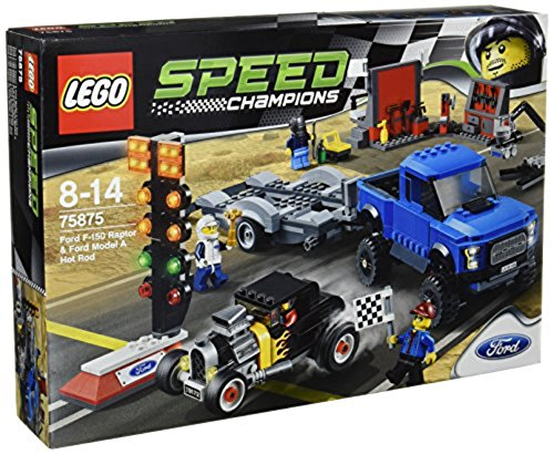 Toys - Ford Roadster Lego Set
