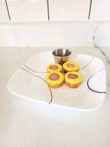 Easy Lunch - Mini Corn Dogs